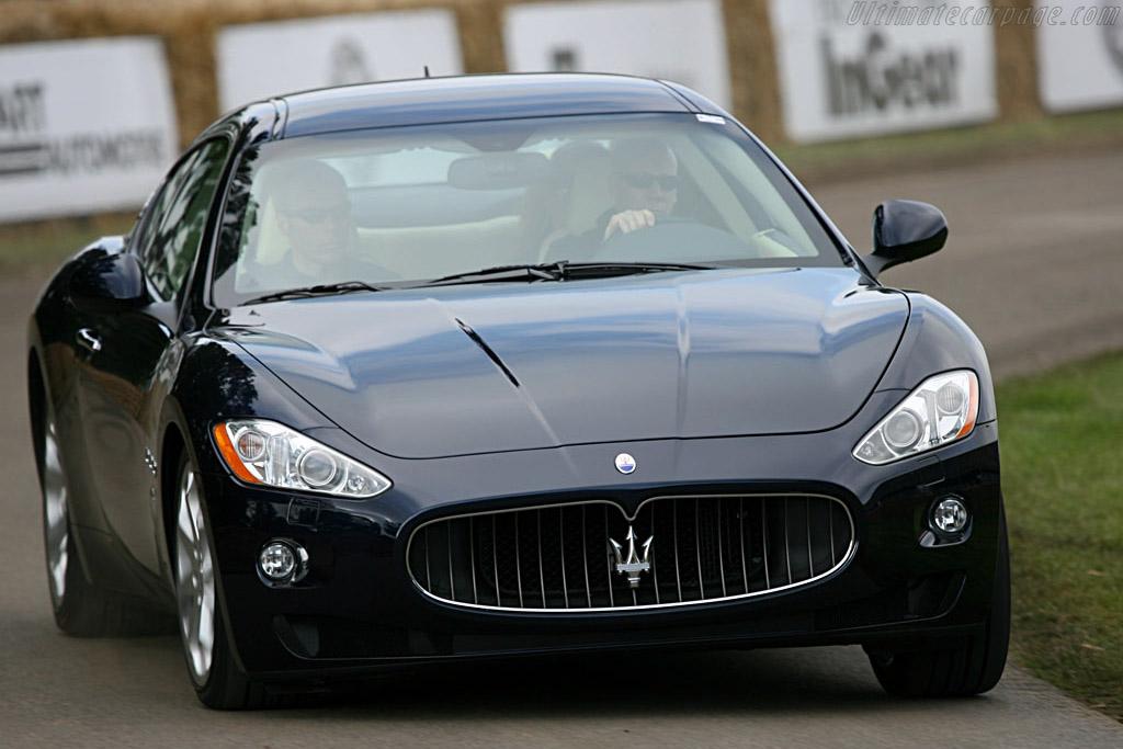 Maserati GranTurismo    - 2007 Goodwood Festival of Speed