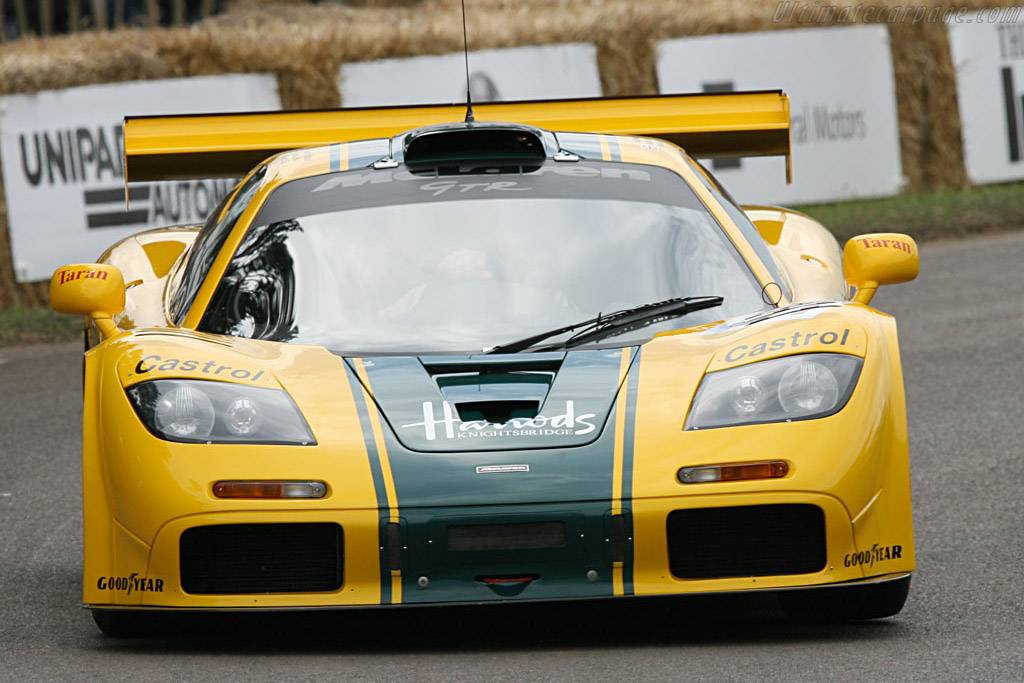 McLaren F1 GTR - Chassis: 06R   - 2007 Goodwood Festival of Speed