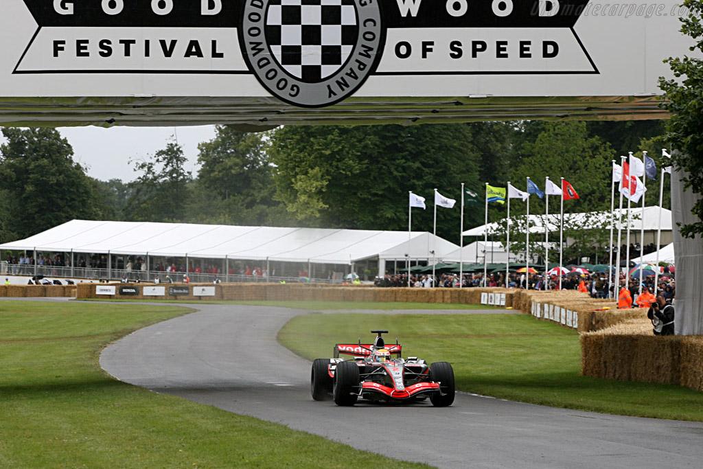 McLaren MP4/21 Mercedes    - 2007 Goodwood Festival of Speed
