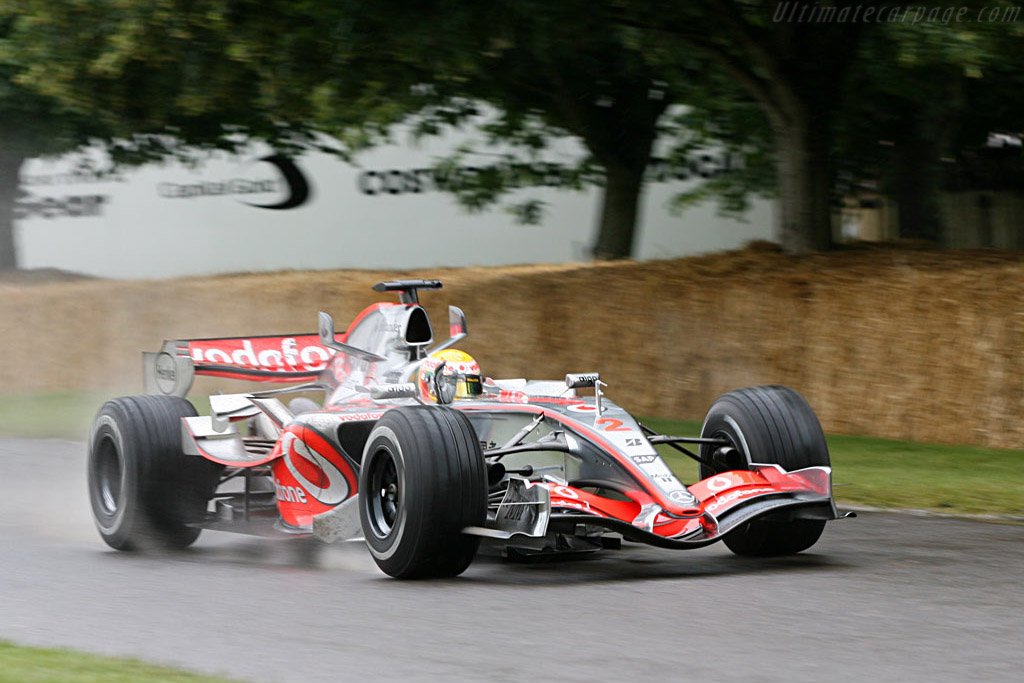 McLaren MP4/21 Mercedes    - 2007 Goodwood Festival of Speed