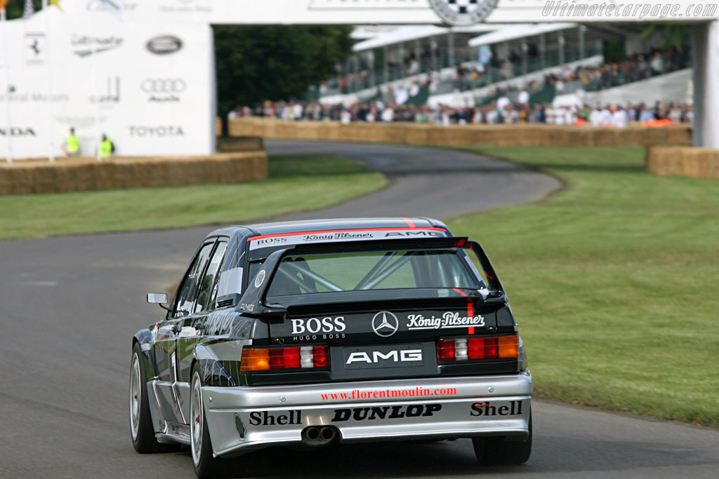 Mercedes-Benz 190 EVO 2    - 2007 Goodwood Festival of Speed
