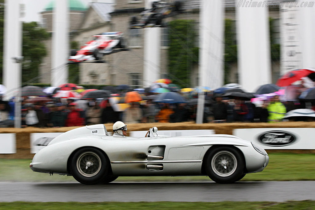Mercedes-Benz 300 SLR - Chassis: 00010/55   - 2007 Goodwood Festival of Speed