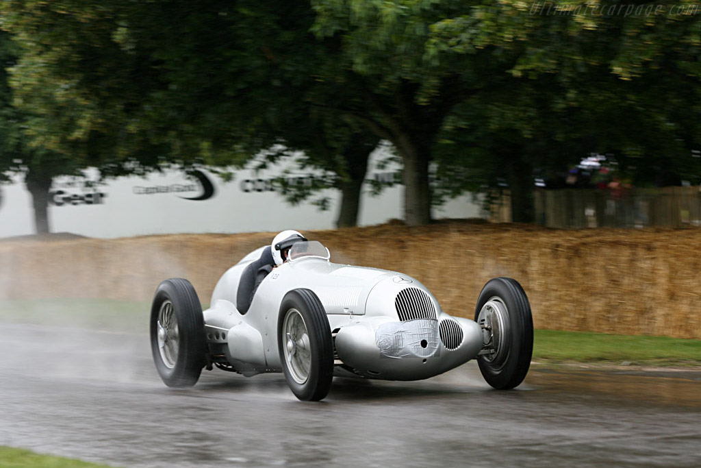 Mercedes-Benz W125 - Chassis: 166369   - 2007 Goodwood Festival of Speed