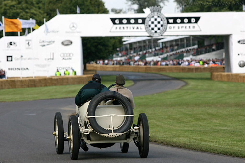 Mercedes Grand Prix    - 2007 Goodwood Festival of Speed