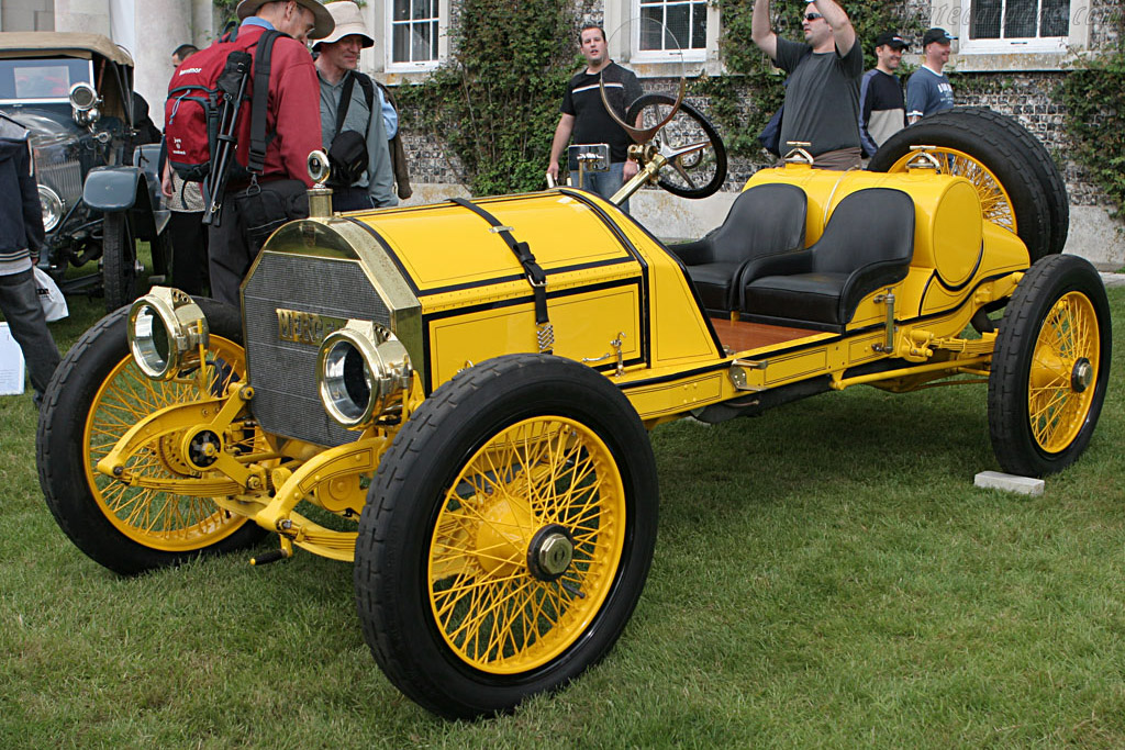 Mercer Raceabout    - 2007 Goodwood Festival of Speed
