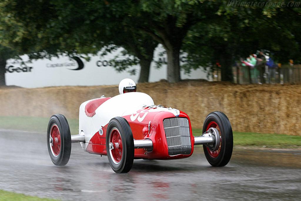 Miller Ford    - 2007 Goodwood Festival of Speed