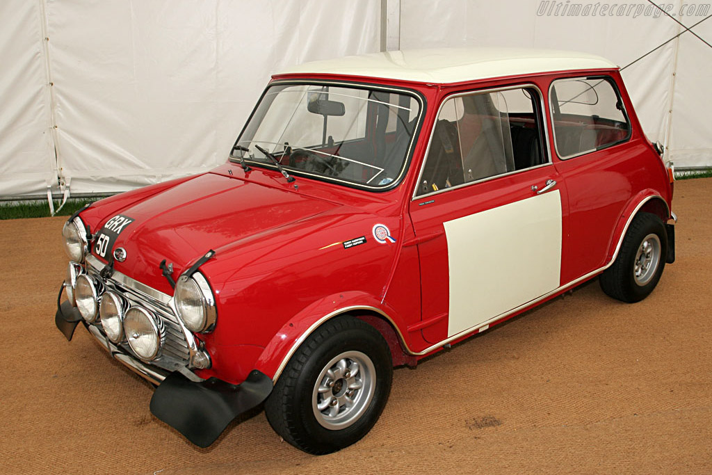 Mini Cooper S - Chassis: SAXXNPAZEYD184907   - 2007 Goodwood Festival of Speed