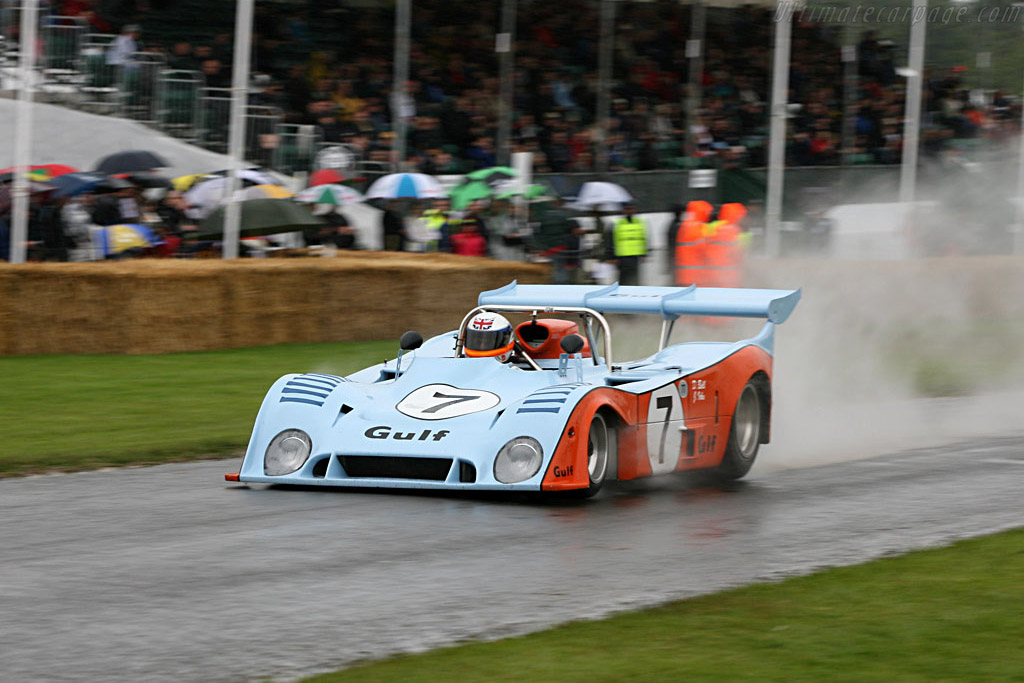 Mirage GR7 - Chassis: GR7/701 - Driver: Marc Devis  - 2007 Goodwood Festival of Speed
