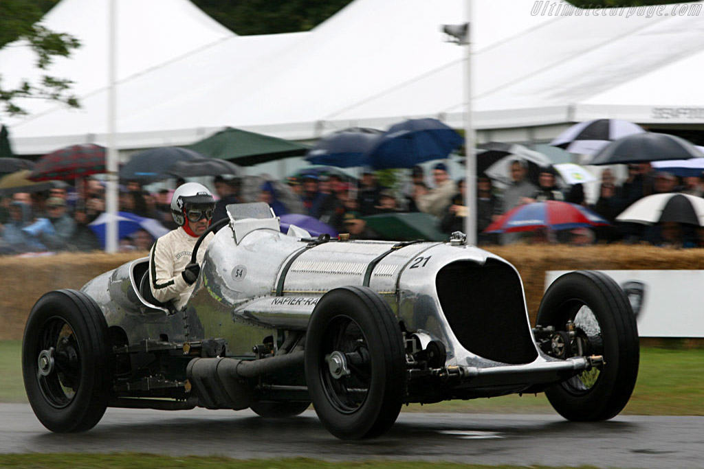Napier-Railton Special    - 2007 Goodwood Festival of Speed