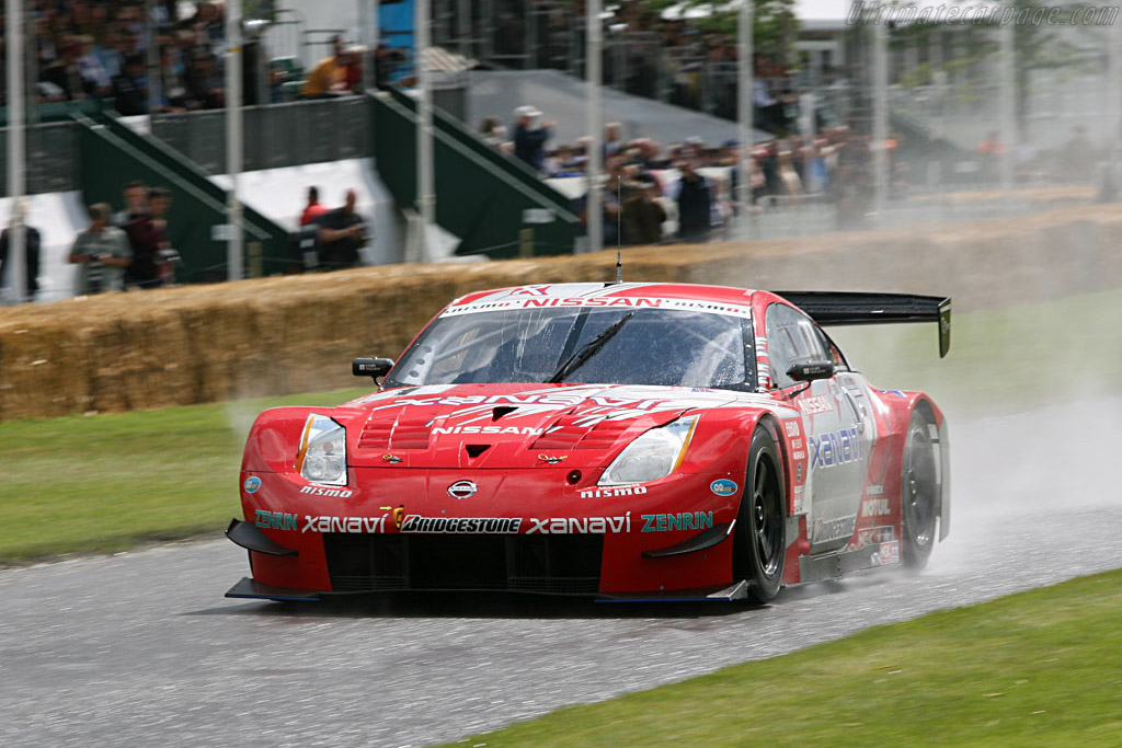 Nissan 350 Z JGTC    - 2007 Goodwood Festival of Speed