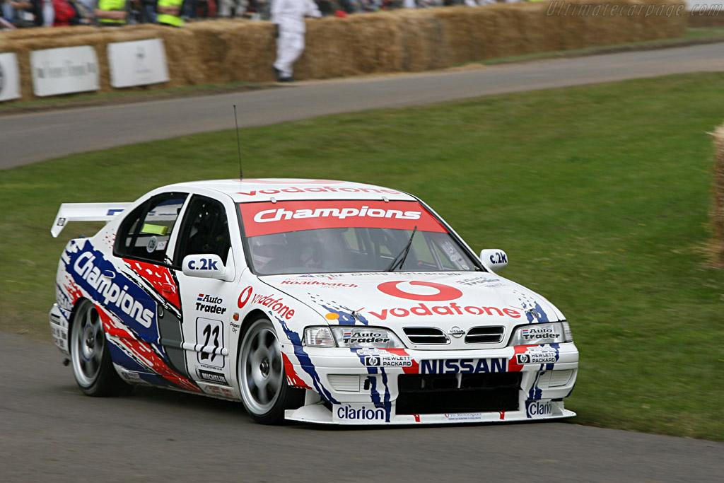 Nissan Primera BTCC    - 2007 Goodwood Festival of Speed