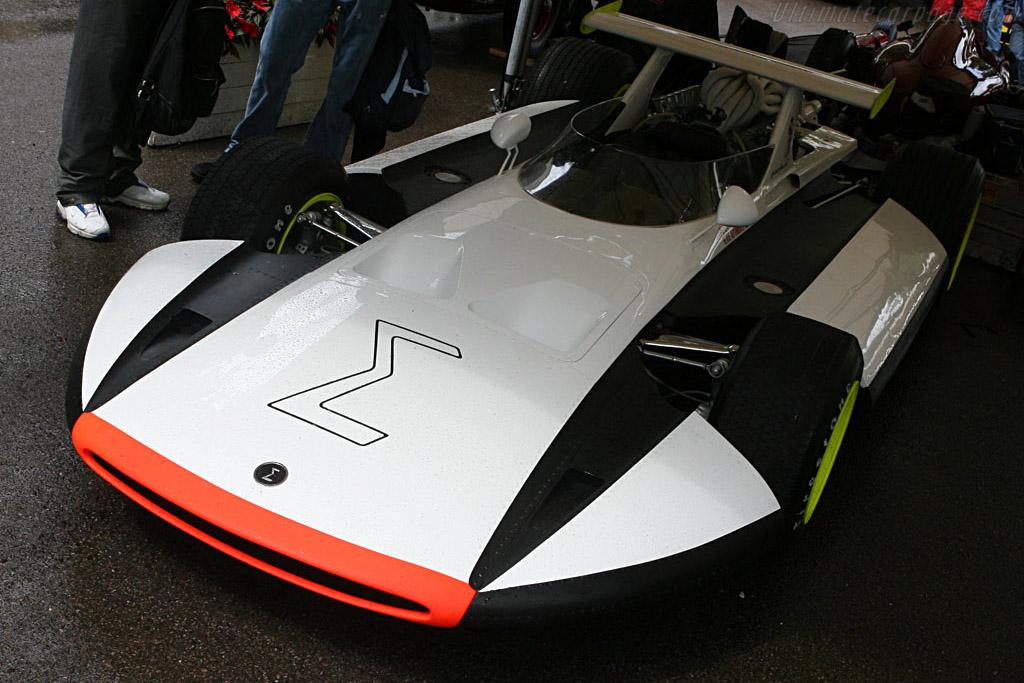 Pininfarina Sigma Prototype    - 2007 Goodwood Festival of Speed