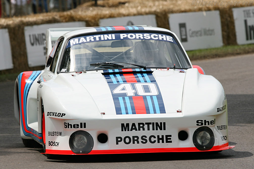 Porsche 935 'Baby' - Chassis: 935/2 - 001   - 2007 Goodwood Festival of Speed