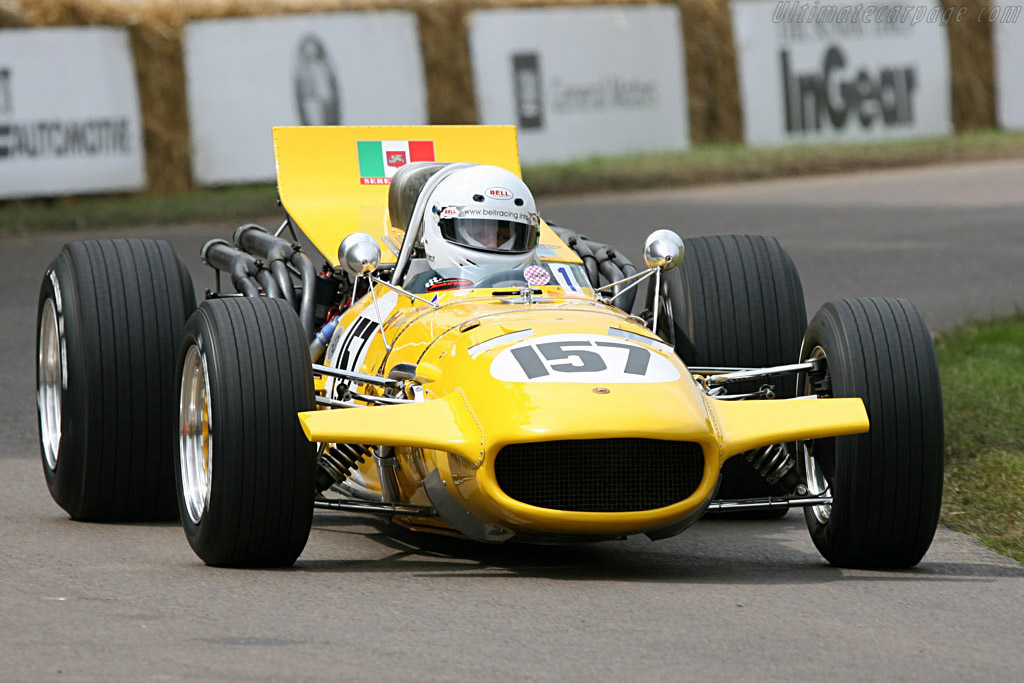 Serenissima M1AF    - 2007 Goodwood Festival of Speed