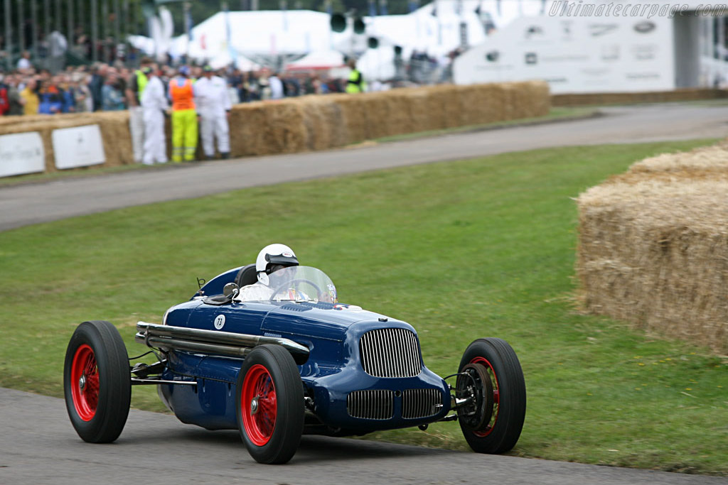 Thorne-Sparks Special    - 2007 Goodwood Festival of Speed