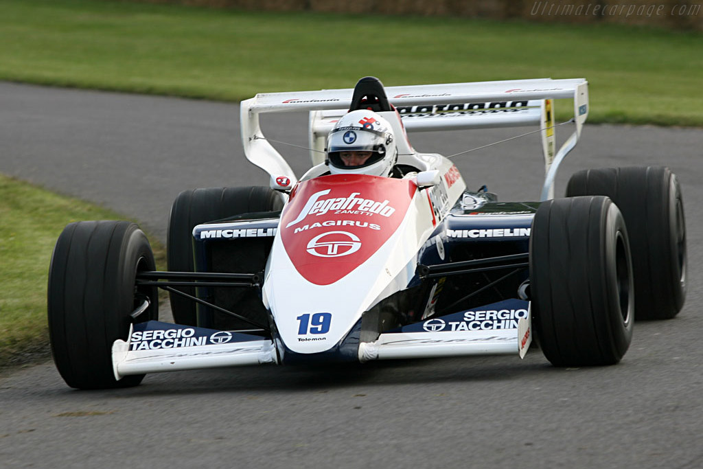 Toleman TG184 Hart - Chassis: TG184-01   - 2007 Goodwood Festival of Speed