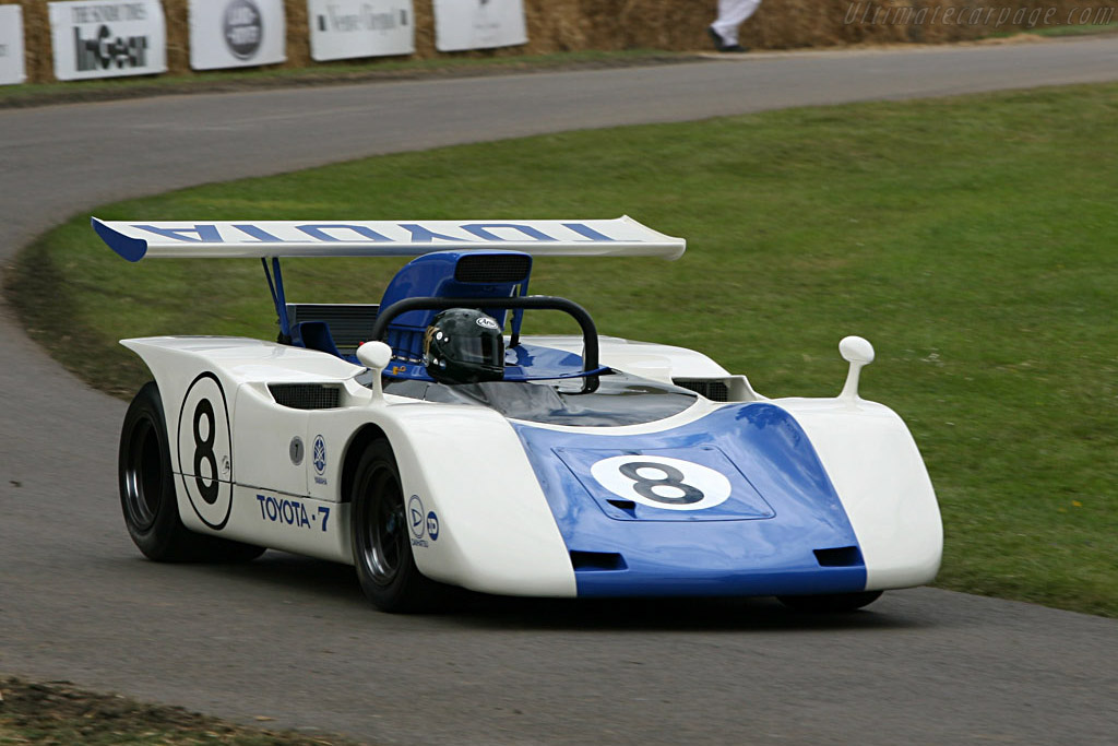 Toyota 7    - 2007 Goodwood Festival of Speed