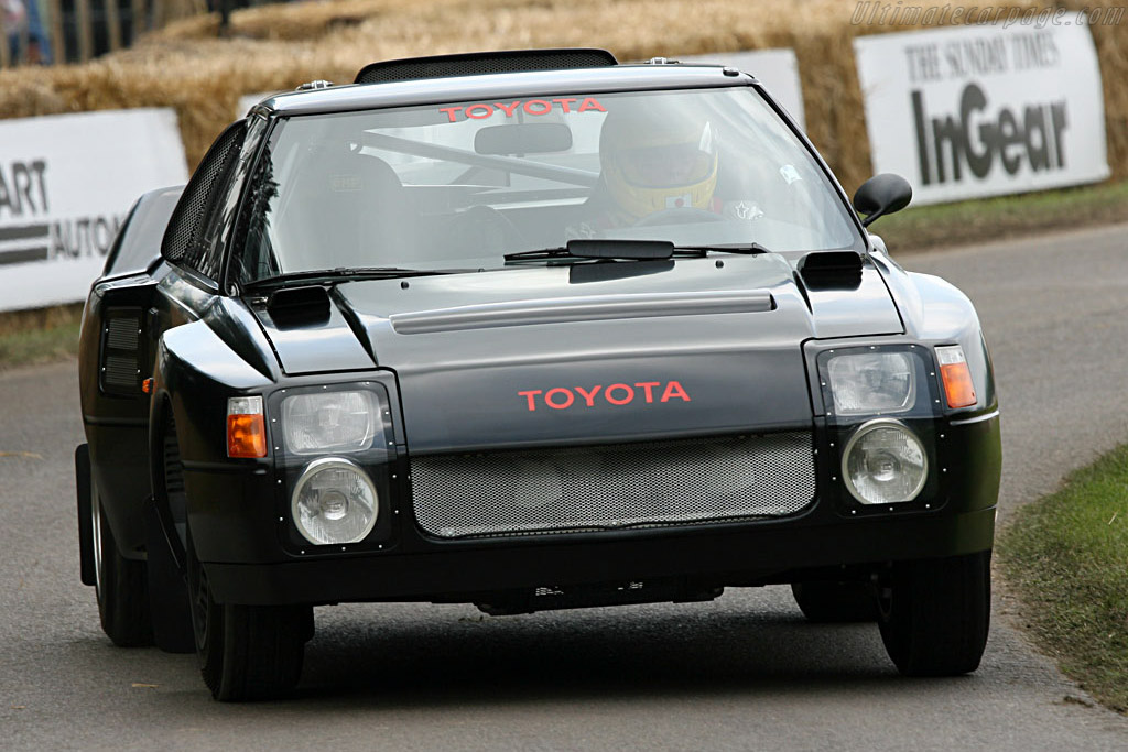 Toyota MR2 Group S    - 2007 Goodwood Festival of Speed