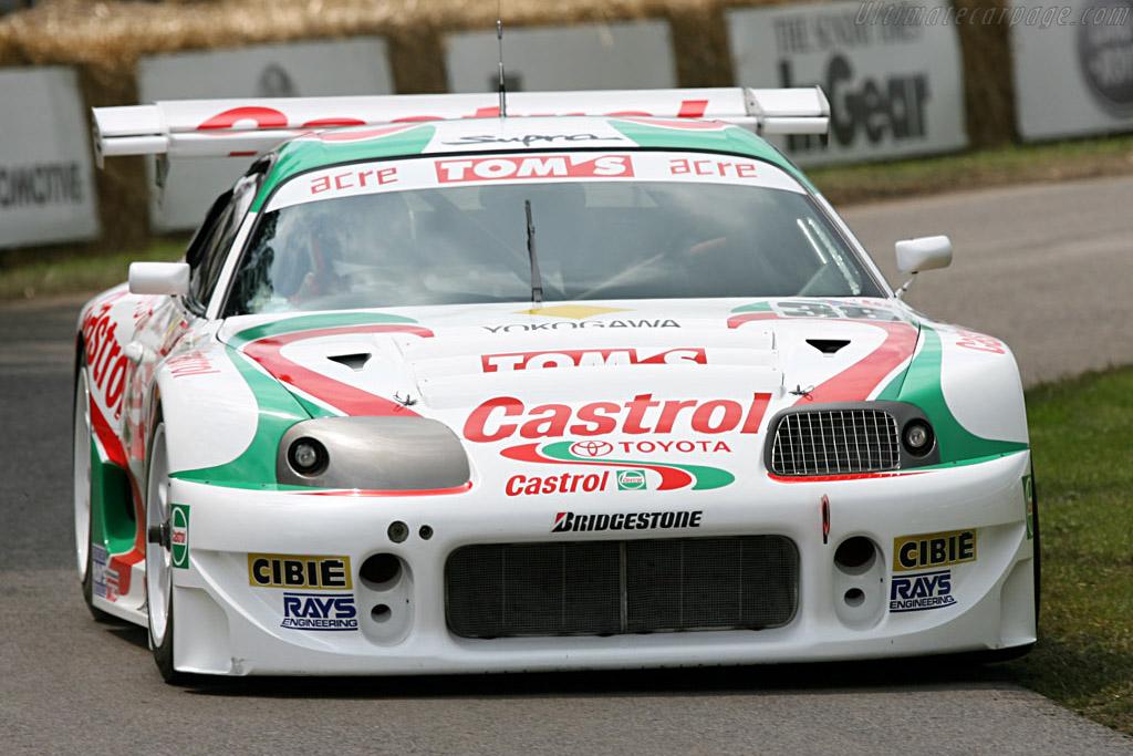 Toyota supra jgtc 2007 goodwood festival of speed
