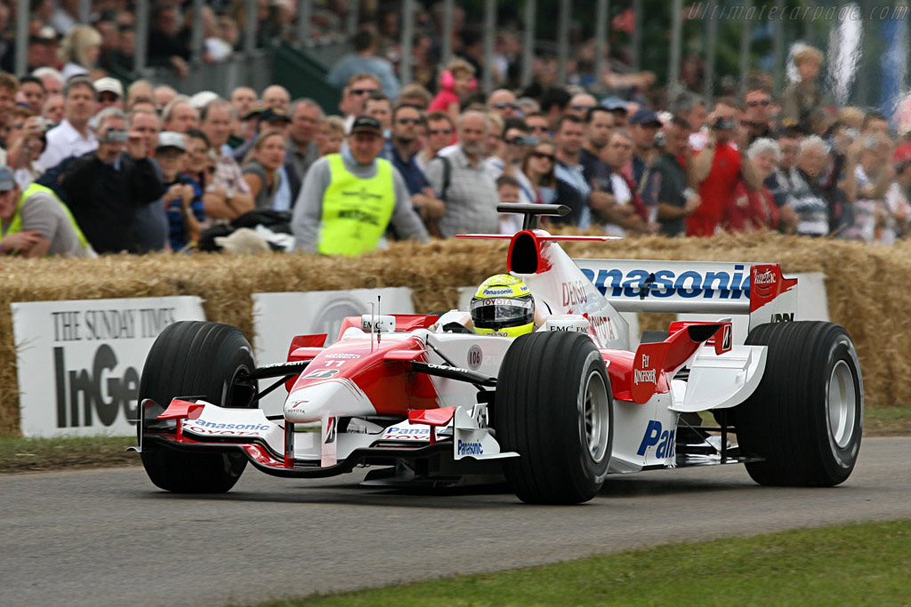 Toyota TF106    - 2007 Goodwood Festival of Speed