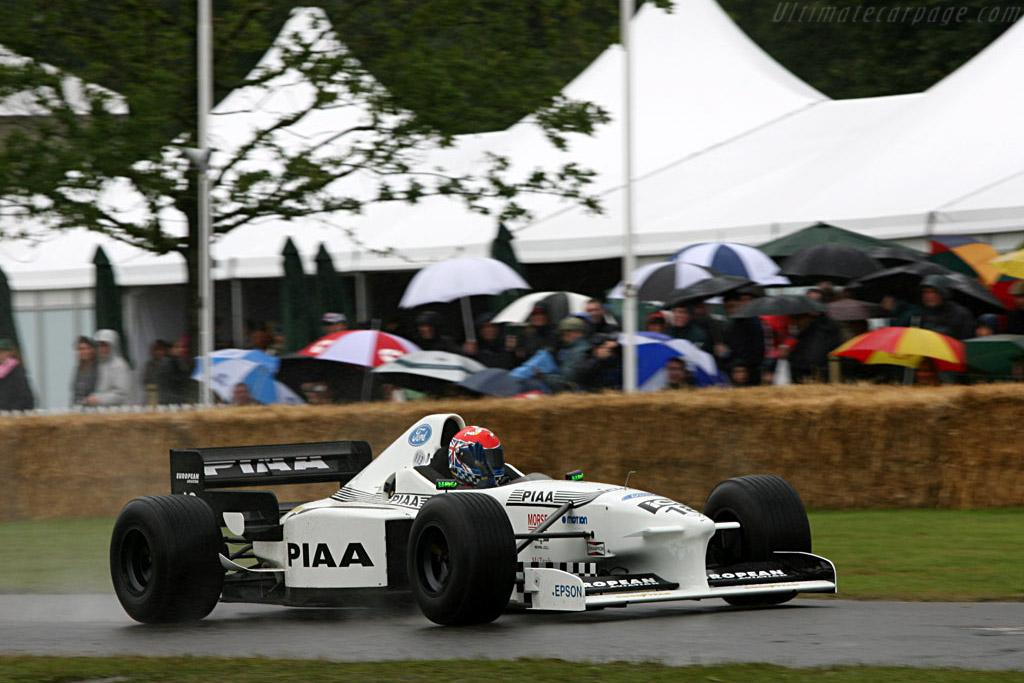 Tyrrell 025    - 2007 Goodwood Festival of Speed