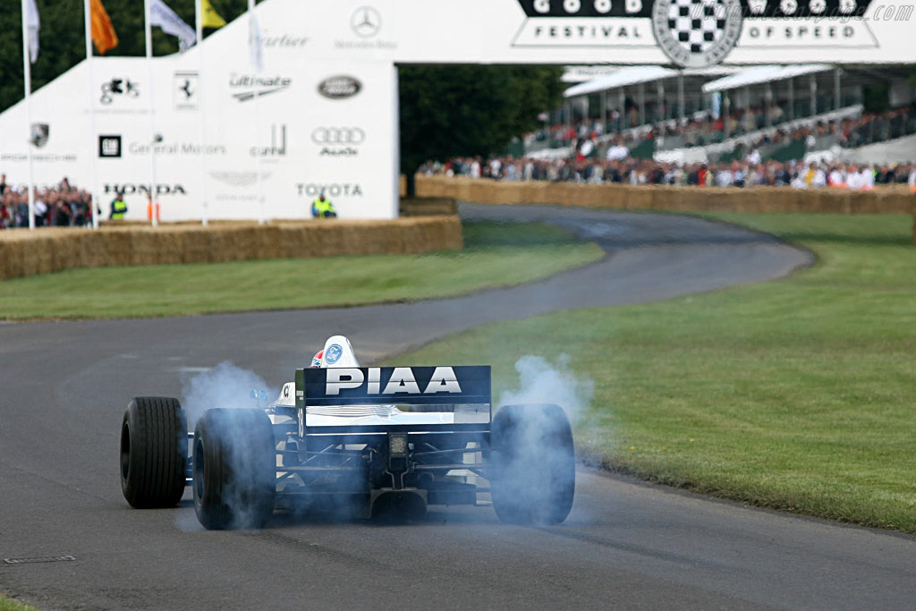 Tyrrell 025    - 2007 Goodwood Festival of Speed