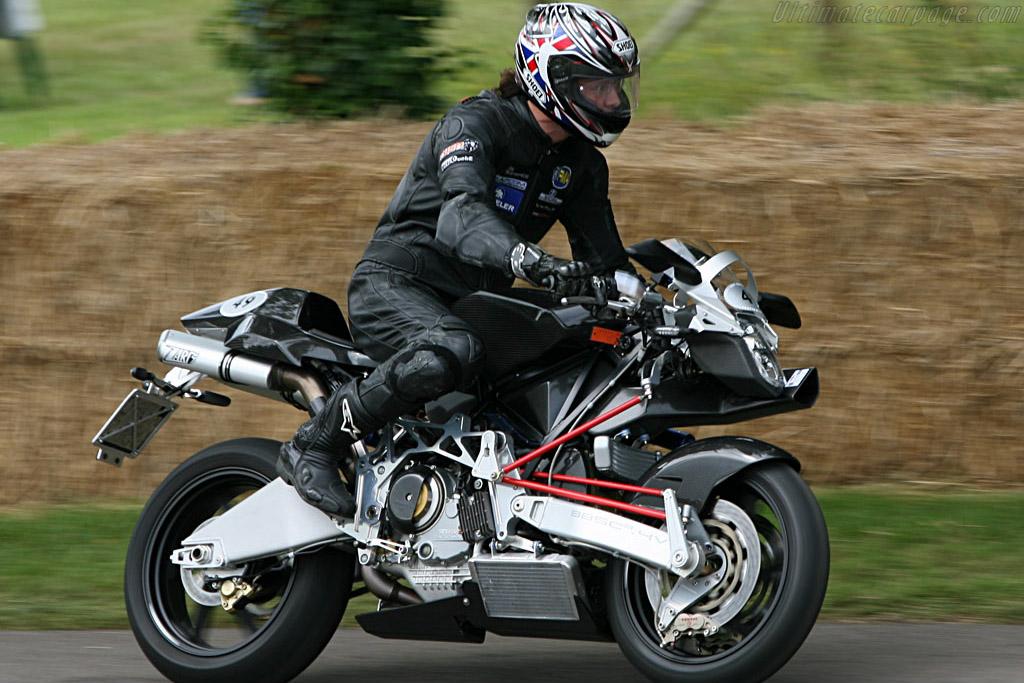 Vyrus 985 C3 4V    - 2007 Goodwood Festival of Speed