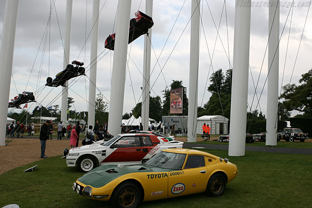 Welcome to Goodwood    - 2007 Goodwood Festival of Speed