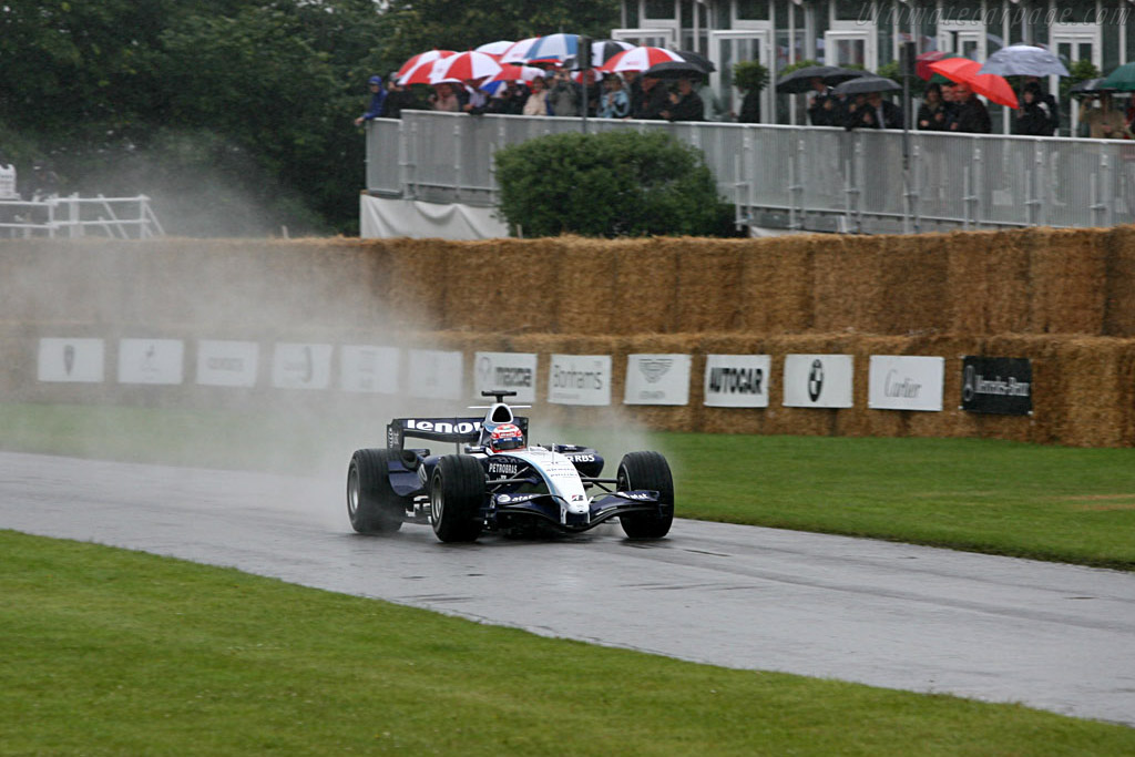 Williams FW29 Toyota    - 2007 Goodwood Festival of Speed