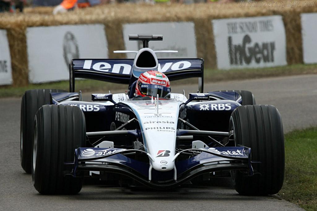 Williams FW29 Toyota    - 2007 Goodwood Festival of Speed
