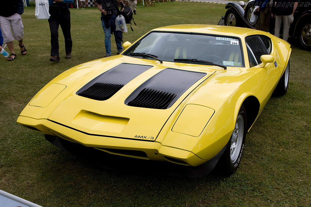 AMC AMX/3 - Chassis: 397X68 0492   - 2008 Goodwood Festival of Speed