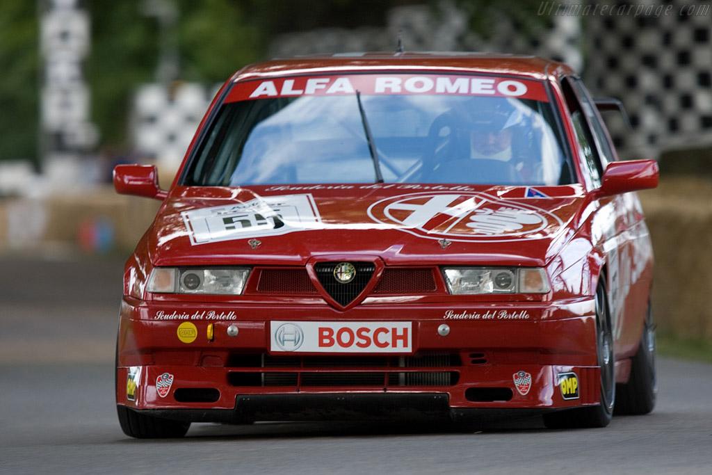 Alfa Romeo 155 TS    - 2008 Goodwood Festival of Speed