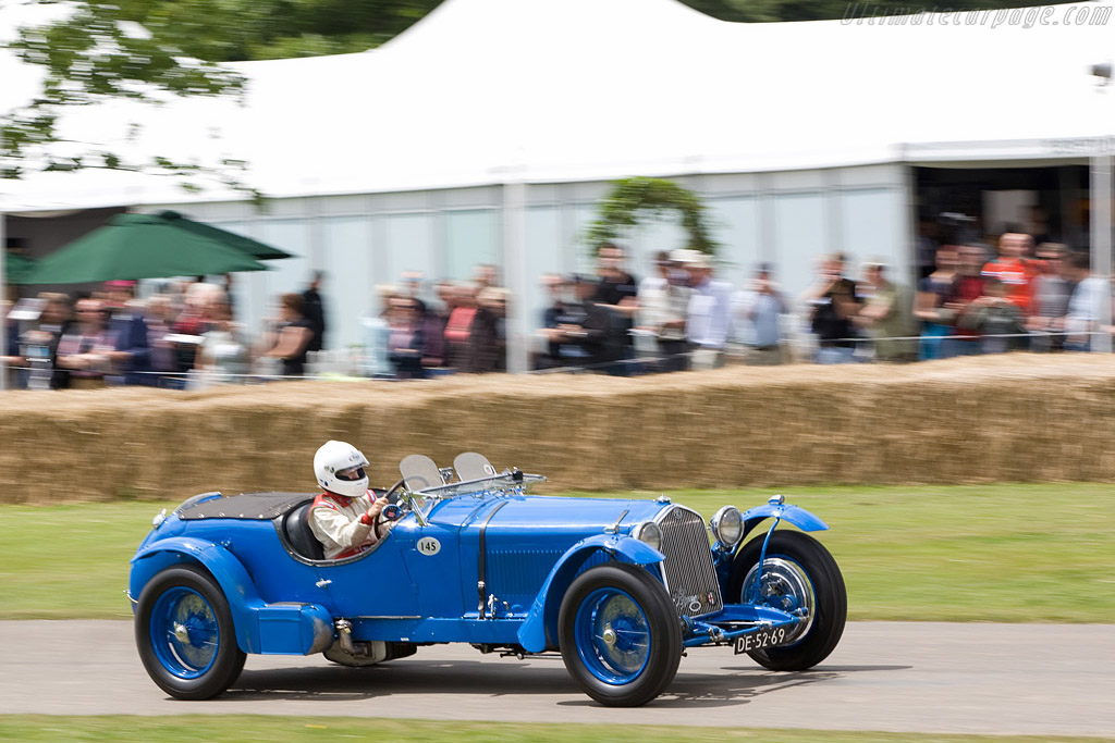 Alfa Romeo 8C 2300 Le Mans - Chassis: 2311202  - 2008 Goodwood Festival of Speed