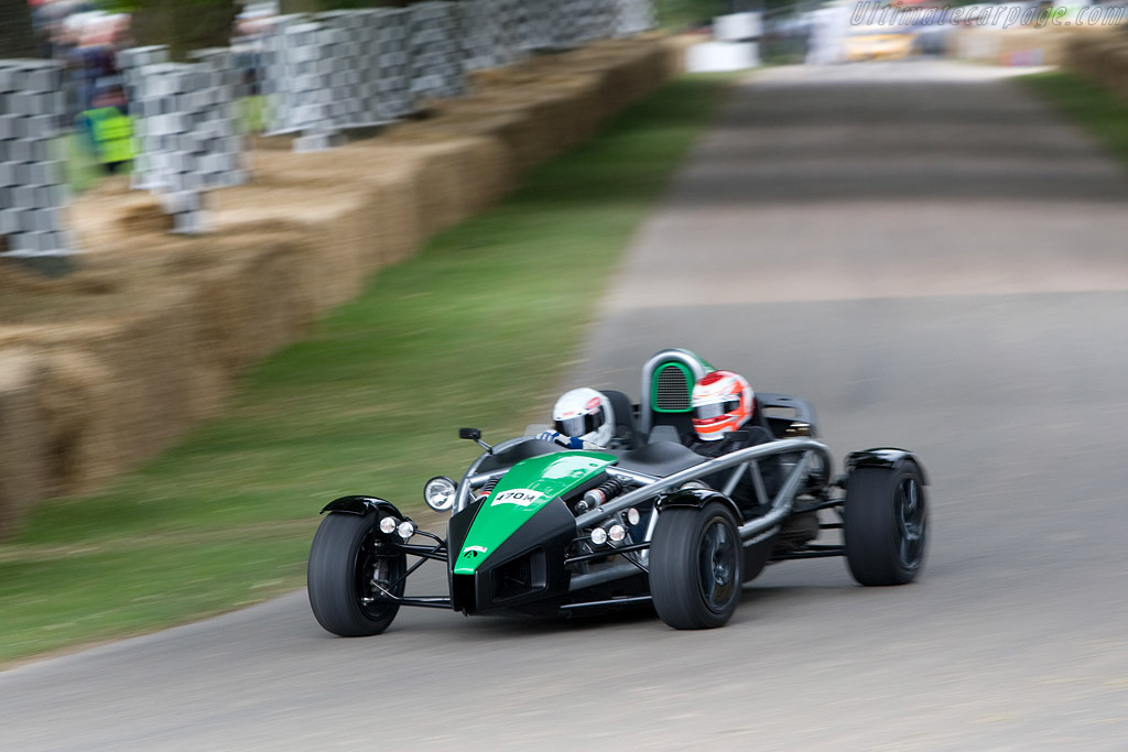 Ariel Atom 500    - 2008 Goodwood Festival of Speed