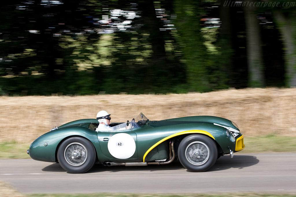 Aston Martin DB3S    - 2008 Goodwood Festival of Speed