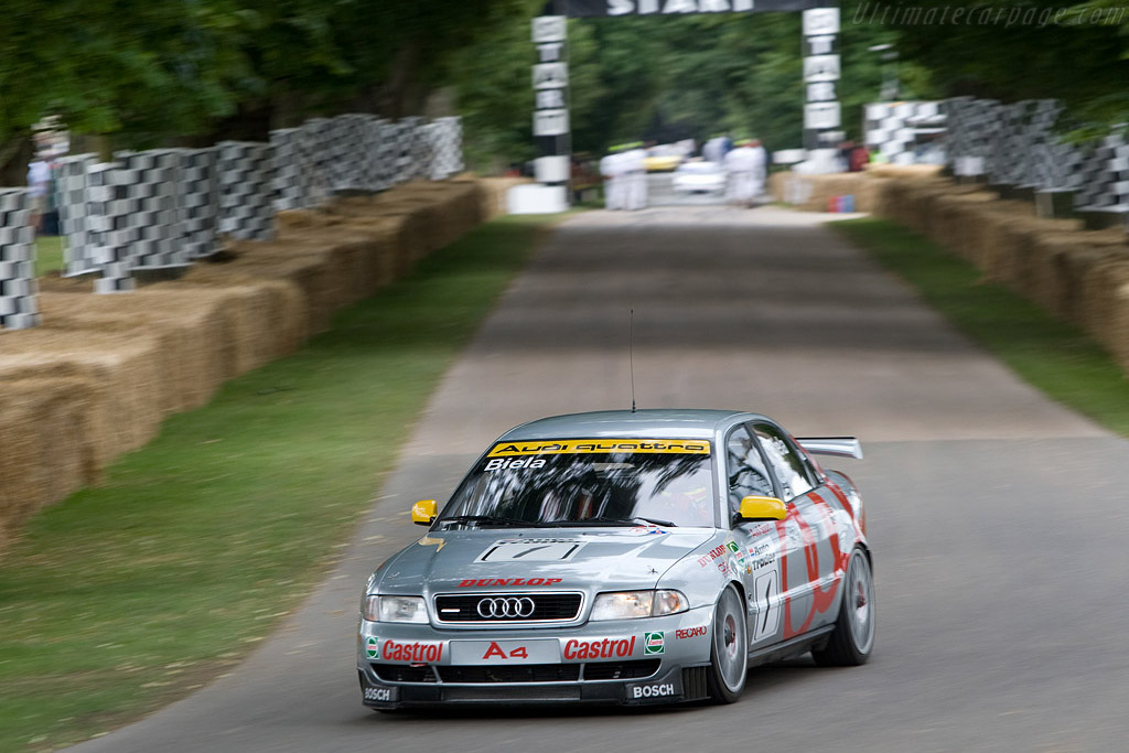 Audi A4 Quattro 2008 Goodwood Festival Of Speed