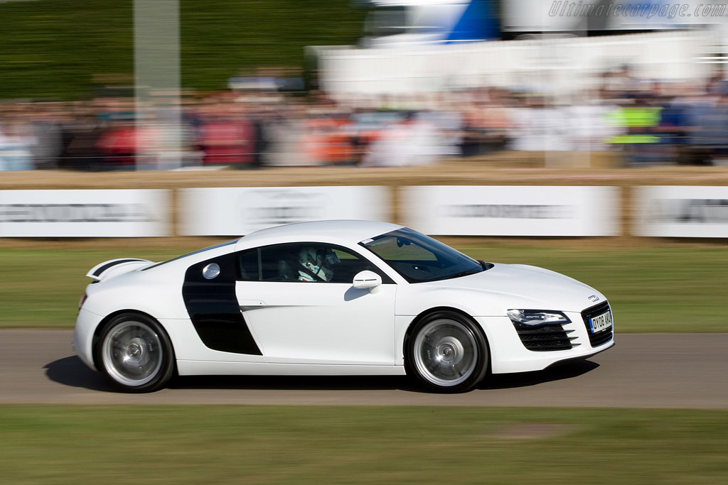 Audi R8 2008 Goodwood Festival Of Speed
