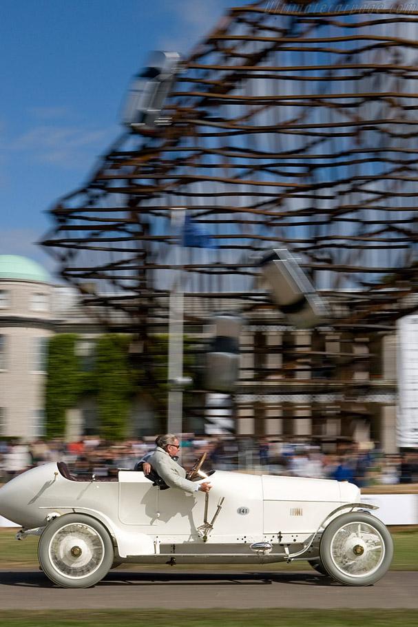 Austro Daimler Prince Henry    - 2008 Goodwood Festival of Speed