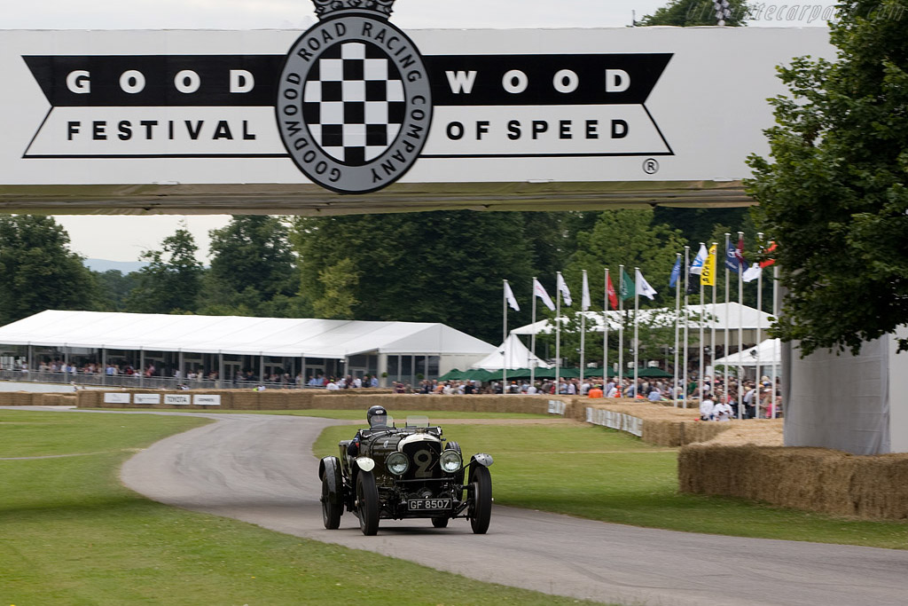 Bentley Speed Six 'Old No 2' - Chassis: HM2868   - 2008 Goodwood Festival of Speed