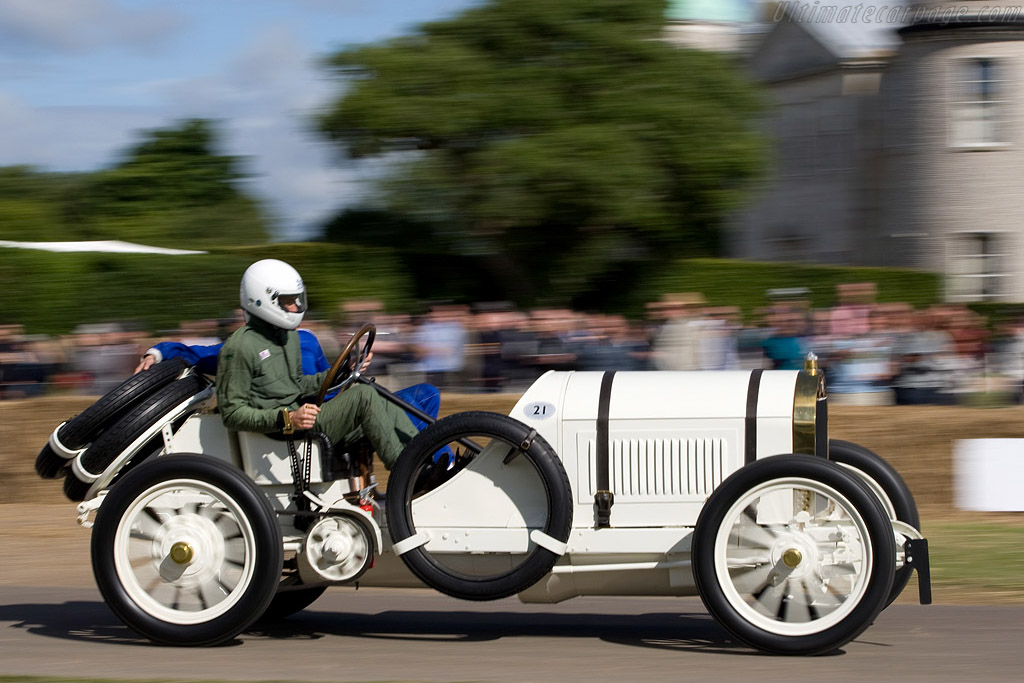 Benz 120 hp Grand Prix    - 2008 Goodwood Festival of Speed
