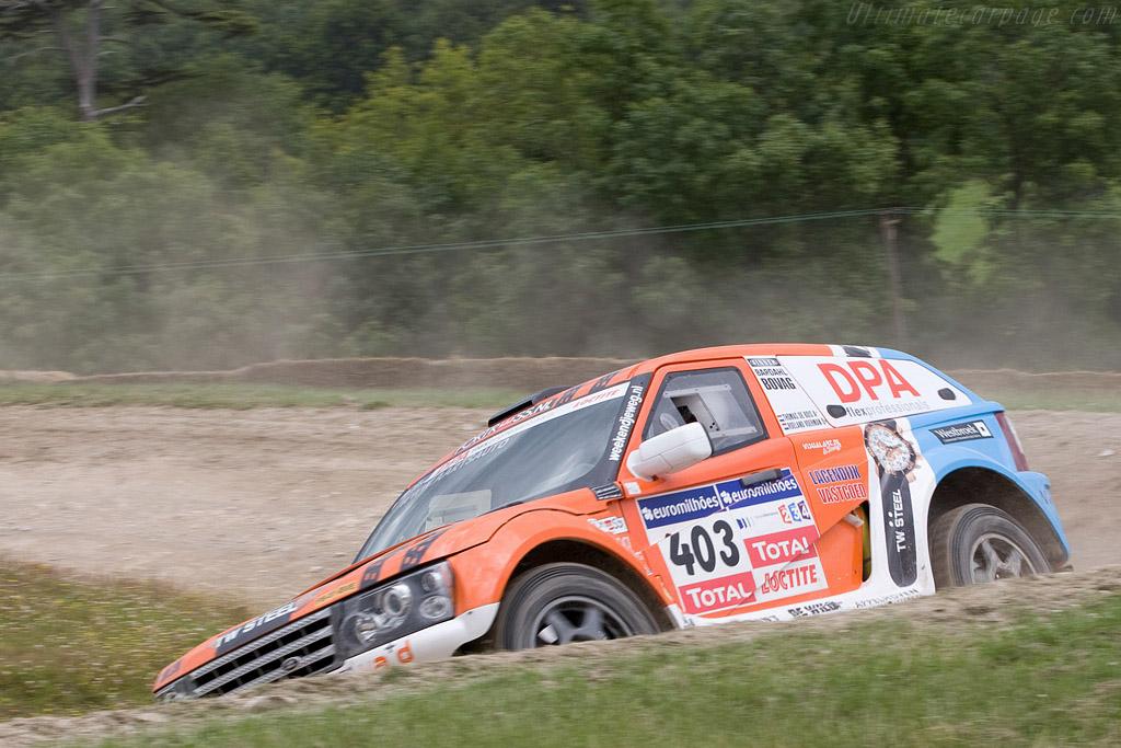 Bowler Nemesis    - 2008 Goodwood Festival of Speed