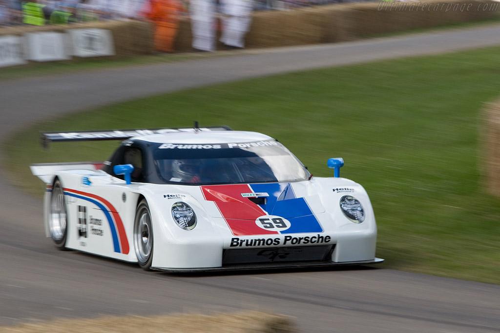 Brumos-Porsche Daytona    - 2008 Goodwood Festival of Speed