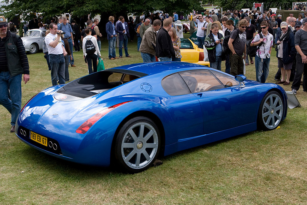 Bugatti 18/3 Chiron    - 2008 Goodwood Festival of Speed