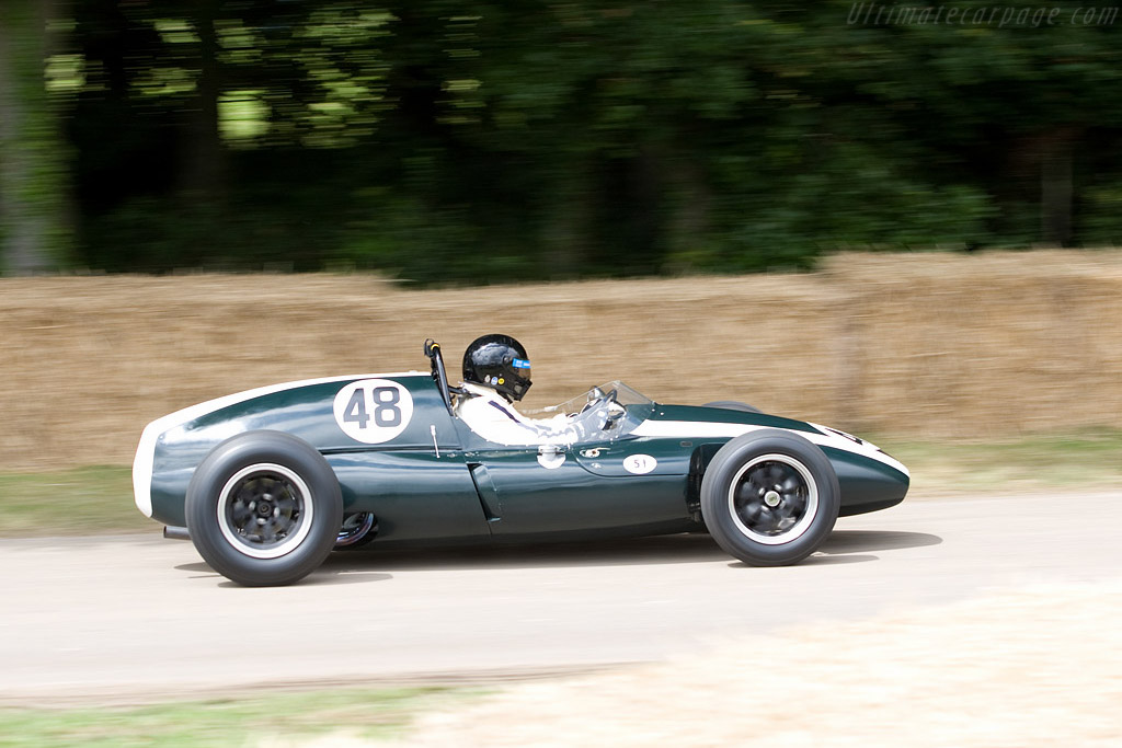 Cooper T51 Climax    - 2008 Goodwood Festival of Speed