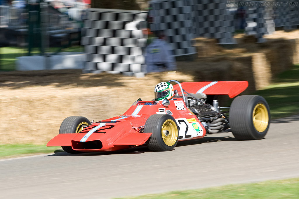 DeTomaso 505 Cosworth - Chassis: 505-381   - 2008 Goodwood Festival of Speed
