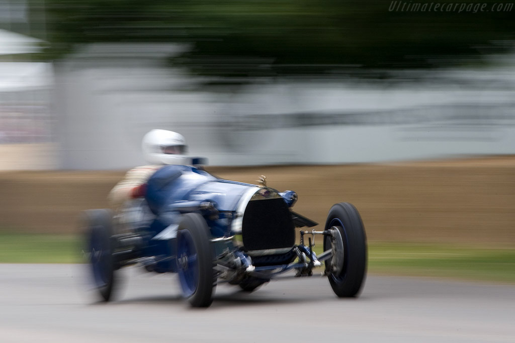 Delage Bequet Special    - 2008 Goodwood Festival of Speed