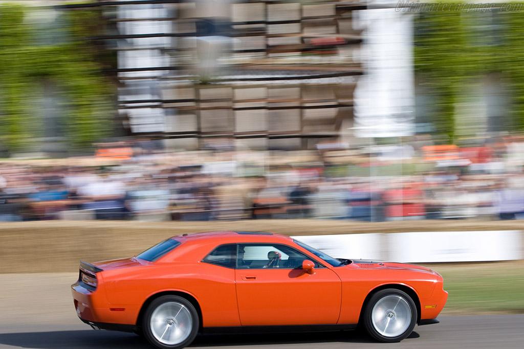 Dodge Challenger SRT8    - 2008 Goodwood Festival of Speed