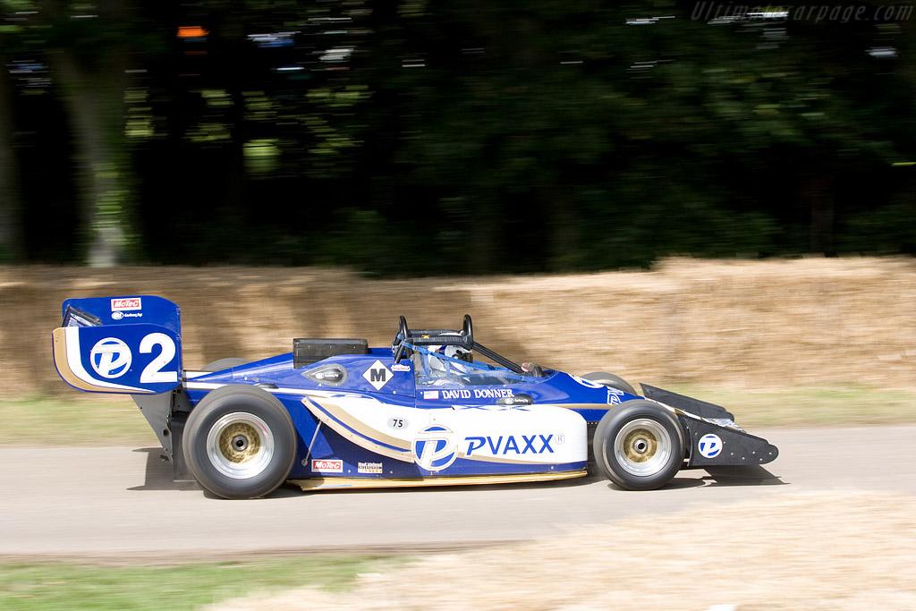Donner DN3 Chevrolet    - 2008 Goodwood Festival of Speed
