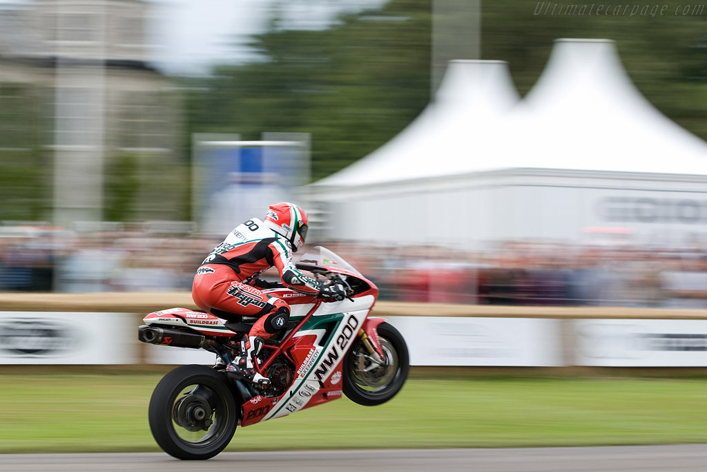 Ducati 1098RS    - 2008 Goodwood Festival of Speed