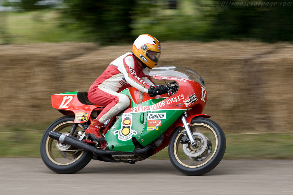 Ducati 900SS TT    - 2008 Goodwood Festival of Speed